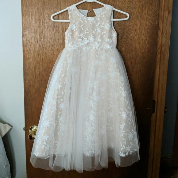 dd11e5908f4 BHLDN Jessie Dress in Ivory Blush. M 5b93f7a5a31c3320c811758c